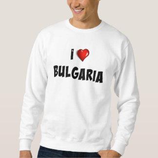 I Love Bulgaria Sweatshirt