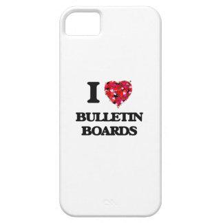 I Love Bulletin Boards iPhone 5 Case