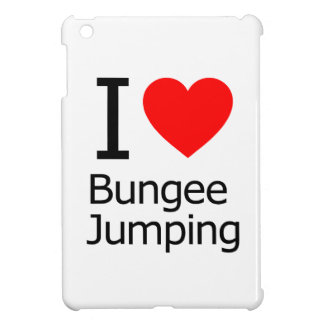 I Love Bungee Jumping Case For The iPad Mini