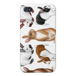 I Love Bunny Rabbits Speck Case
