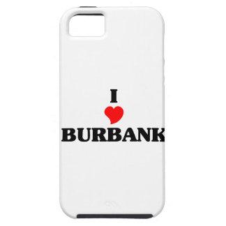 I love Burbank Ca iPhone 5 Cover