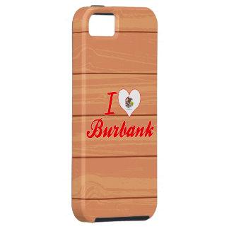 I Love Burbank, Illinois iPhone 5 Cases