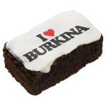 I LOVE BURKINA BROWNIE