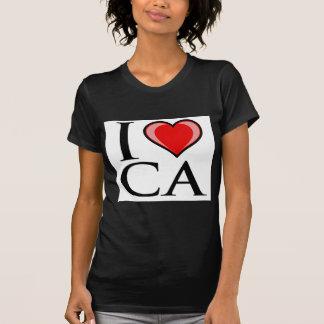 I Love CA - California Shirt