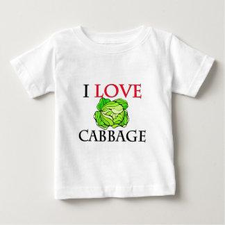 I Love Cabbage Shirts