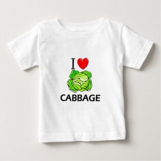 I Love Cabbage Shirt