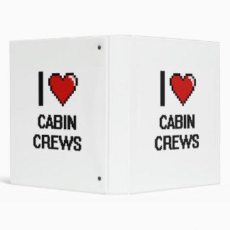 I love Cabin Crews 3 Ring Binder