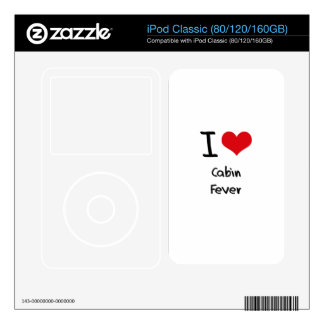 I love Cabin Fever Skin For The iPod Classic