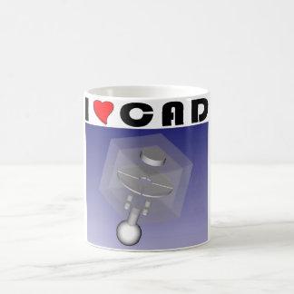 I Love Cad Mug
