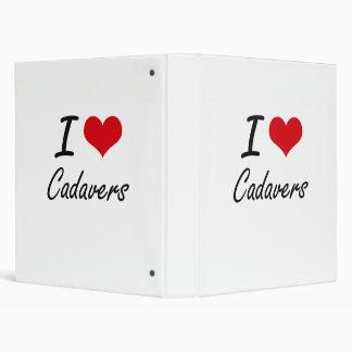 I love Cadavers Artistic Design Binders