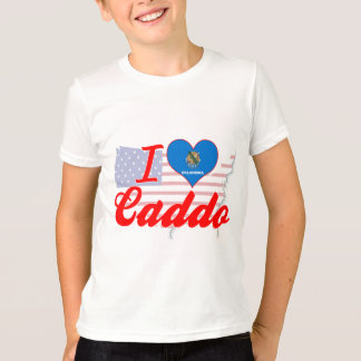 I Love Caddo, Oklahoma T-Shirt