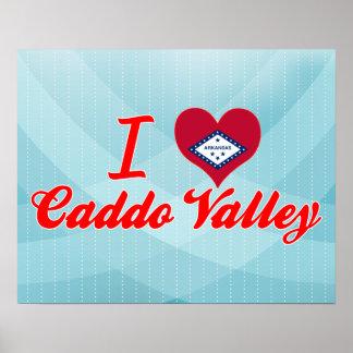I Love Caddo Valley, Arkansas Print