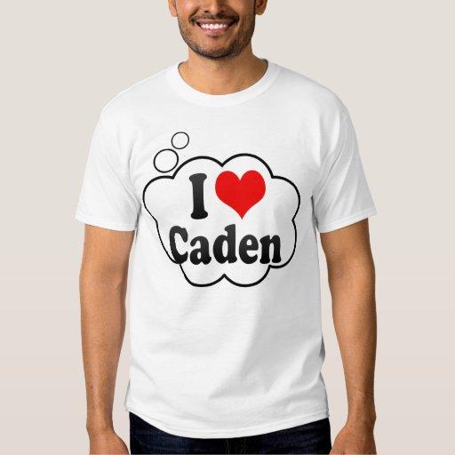 I love Caden Tees