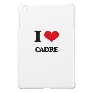 I love Cadre iPad Mini Cases