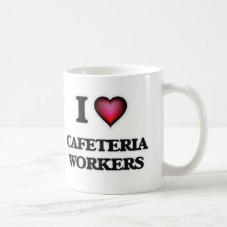 I love Cafeteria Workers Coffee Mug