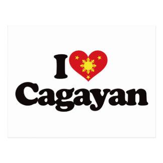 I Love Cagayan Post Cards