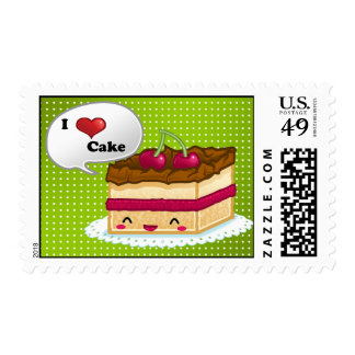 I love cake stamps
