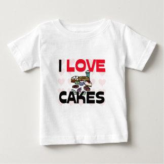 I Love Cakes T-shirt