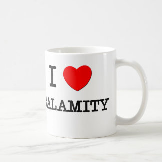 I Love Calamity Coffee Mug