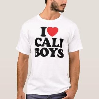 I Love Cali Boys T-Shirt