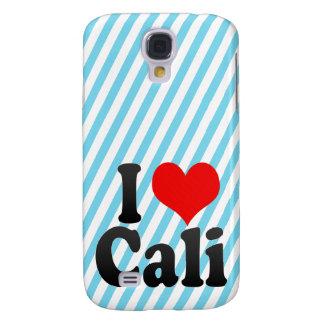 I love Cali Galaxy S4 Cover