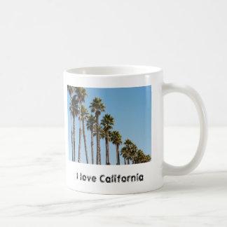 I love California Coffee Mugs