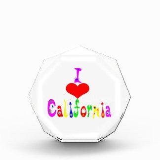 I Love California Multiple products seleted Award