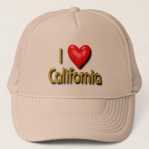 0cc5f30bb7f7b I Love California Trucker Hat
