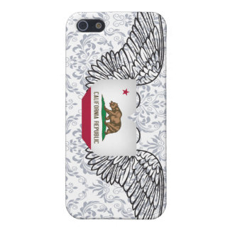 I Love California -wings iPhone 5 Covers