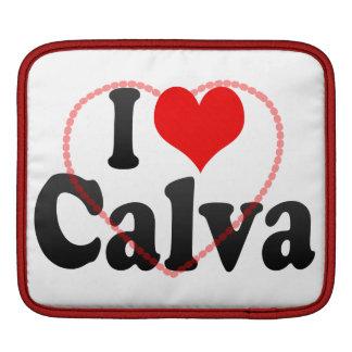 I love Calva Sleeve For MacBook Air