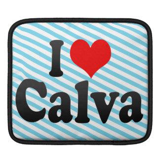 I love Calva MacBook Air Sleeves