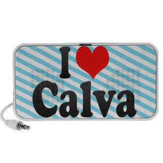 I love Calva Portable Speakers