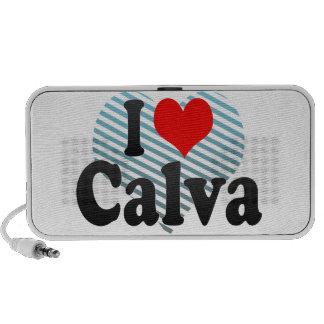 I love Calva Travel Speaker