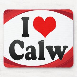 I Love Calw Germany Ich Liebe Calw Germany Mousepads