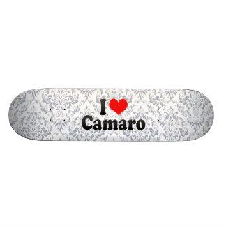 I love Camaro Skate Board Deck