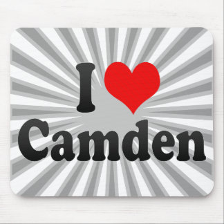I love Camden Mouse Pad