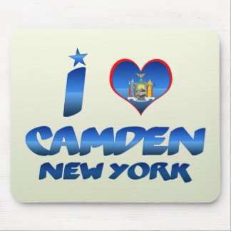 I love Camden, New York Mouse Pad