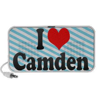 I love Camden Travelling Speakers