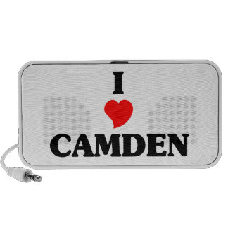 I love Camden iPod Speakers