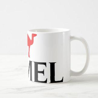 I Love Camels Coffee Mugs