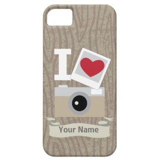 I love camera wooden iPhone 5 cases