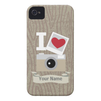 I love camera wooden iPhone 4 covers