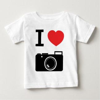 I love Cameras Infant T-shirt