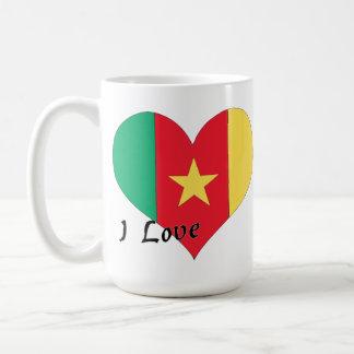 I love Cameroon Coffee Mug