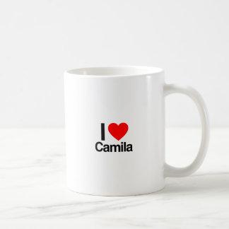 i love camila coffee mug