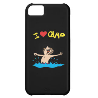 I Love Camp 2 iPhone 5C Covers