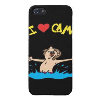 I Love Camp 2 iPhone 5 Case