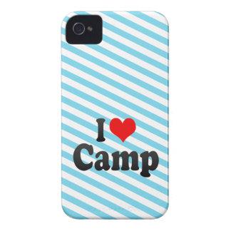 I love Camp Blackberry Bold Cover