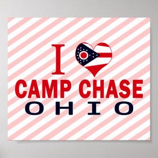 I love Camp Chase, Ohio Print