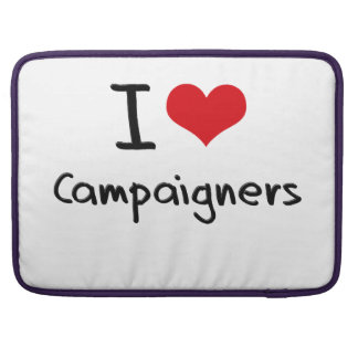 I love Campaigners Sleeves For MacBooks